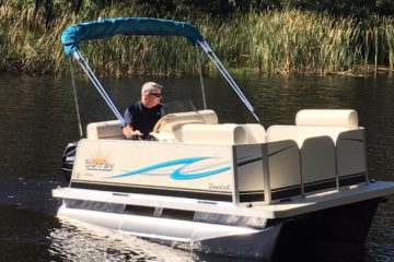 Sunray Mini Pontoons